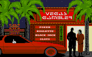 Screenshot of Vegas Gambler