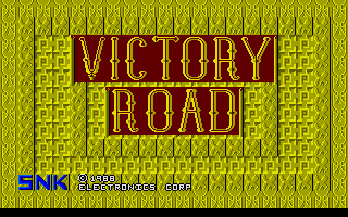Thumbnail of other screenshot of Victory Road