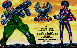 Screenshot of Bad Company