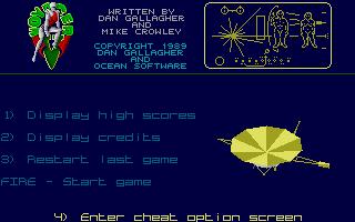 Screenshot of Voyager