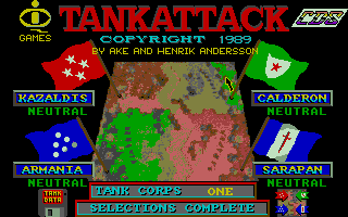 Thumbnail of other screenshot of Tank Attack