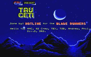 Screenshot of Tau Ceti