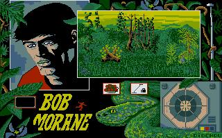 Screenshot of Bob Morane - Jungle