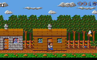 Screenshot of Chronicles of Omega, The