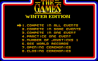 Thumbnail of other screenshot of Games - Winter Edition, The