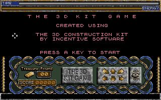 Screenshot of 3D Kit Game, The