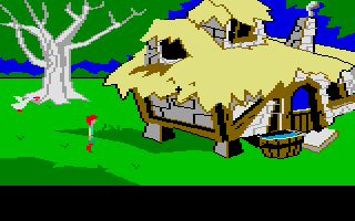 Screenshot of Black Cauldron, The