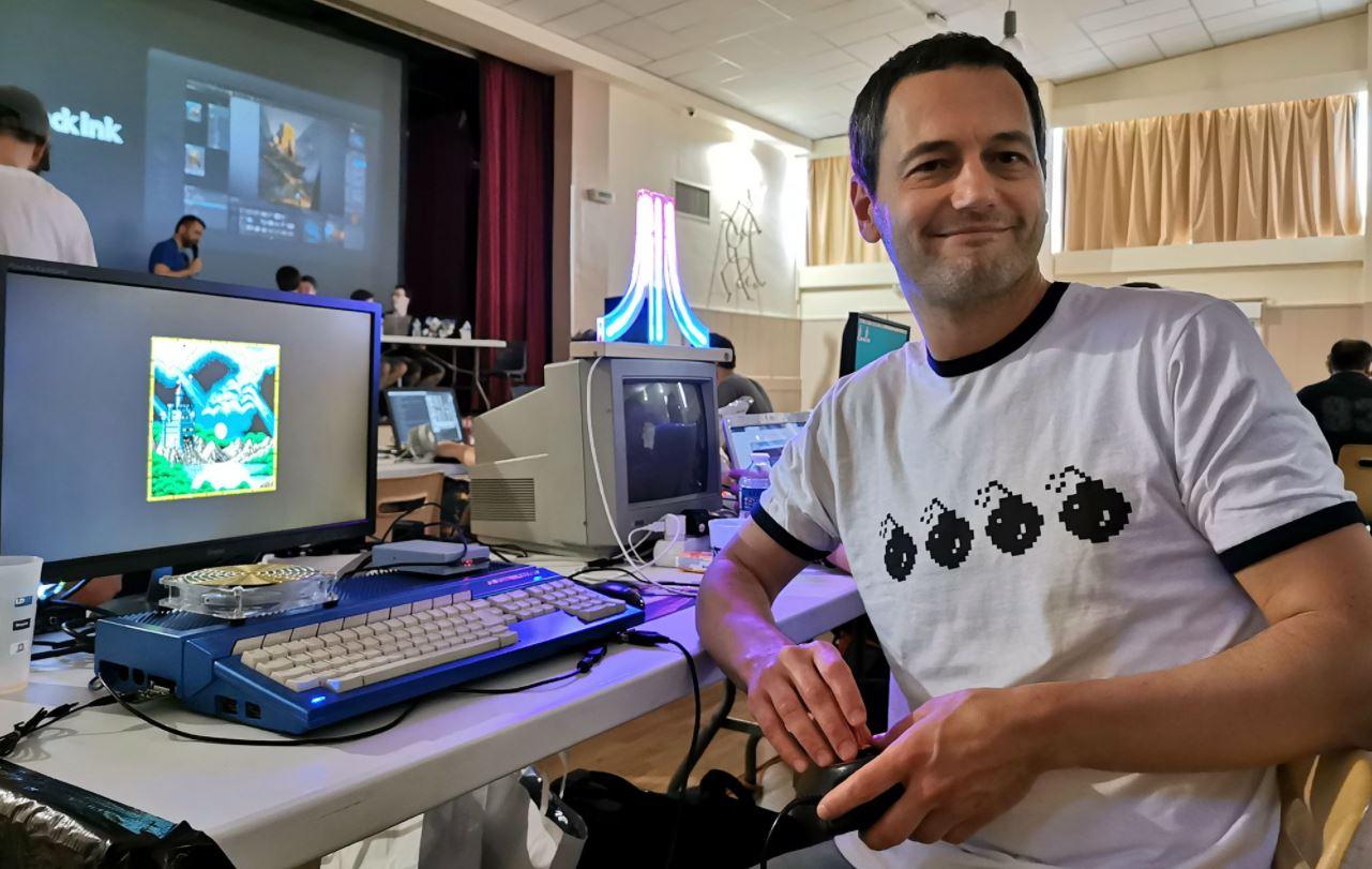 Picture of Sébastien Laborie