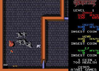 Gauntlet by Atari - Friend or foe?
