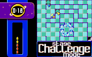 sh3 - aka K-Klass - designed the graphics of the famous game Chu Chu Rocket.