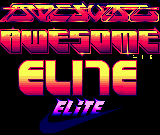 Awesome & Elite logos