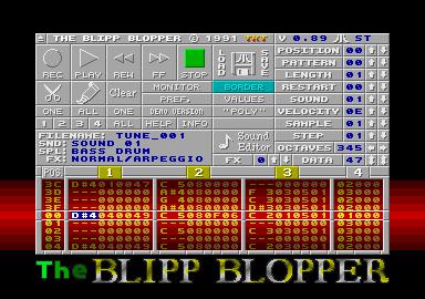 The Blip Blopper v0.89c