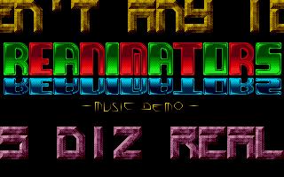 Intro of RAM Music Demo