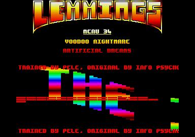 The Lemmings CD 34