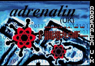 Adrenalin UK CD 42