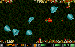In the end, the ST version pales compared to the Amiga version ... Sadly ...