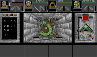 Wiliness 3 is more than just a Dungeon Master clone, Laurent says.