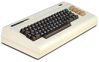 The first machine Guido bought was a Commodore VIC-20.