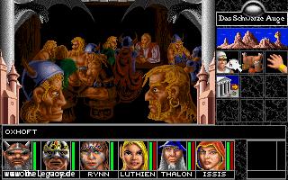 Das schwarze Auge: Schicksalsklinge was released on PC, but not on Atari ST.