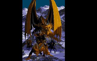 Die Drachen von Laas (Atari ST).