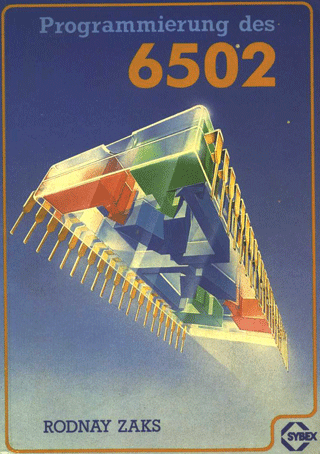 The famous book 'Programming the 6502' was written by Rodnay Zaks (French author and founder of Sybex). It was translated in many languages including German.