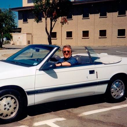 The Chrysler LeBarron - One of Alan's favorite cars