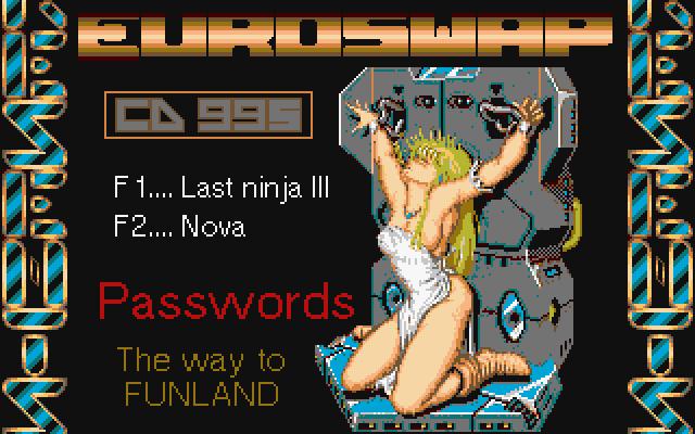 Euroswap CD 995