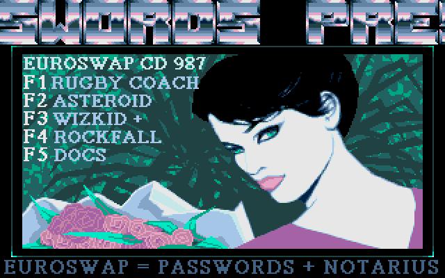 Euroswap CD 987
