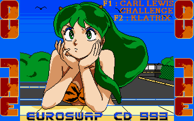 Euroswap CD 993