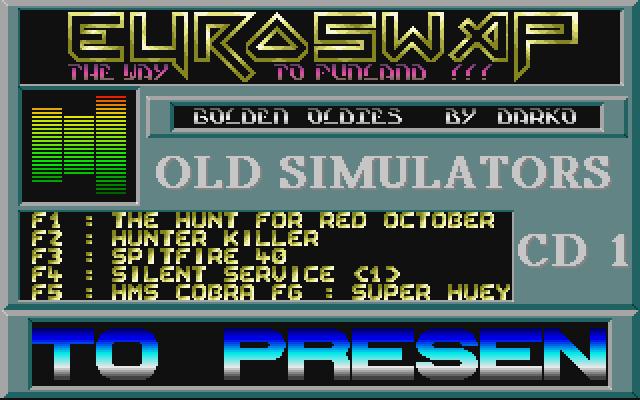 Old Simulator CD 1