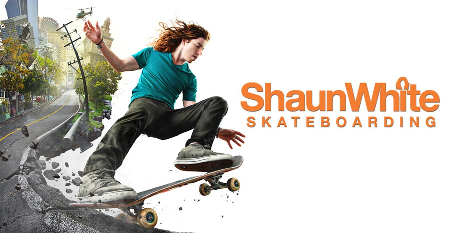 """Shaun White Skateboarding"", another big game on Nick's resumé"