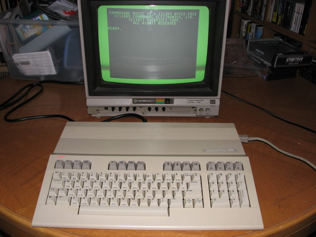 'After I upgraded to a C-128 I lost interest in programming since I had access to tons of games.'