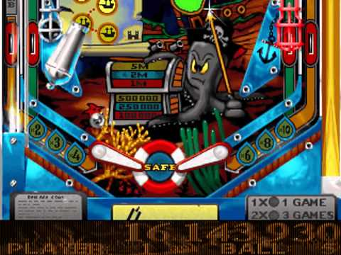 A Falcon specific version of Obsession was in the making. Eventually it turned into another beast for the PC called 'Absolute Pinball'. A great game, sadly the Falcon version was never finished.