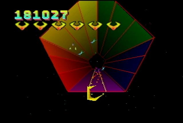 After the losses on their ST games, UDS decided not to support the Jaguar system. But that doesn't mean you can't enjoy some of its classics, like Tempest 2000 ;-)