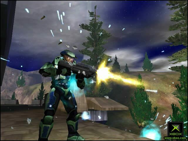 Halo - The game that started the FPS genre on the consoles!