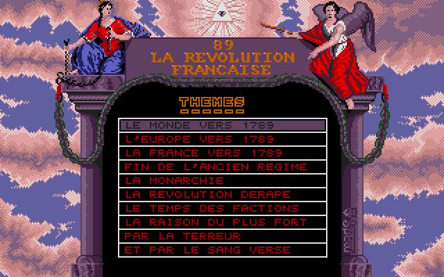 89 La Révolution Française