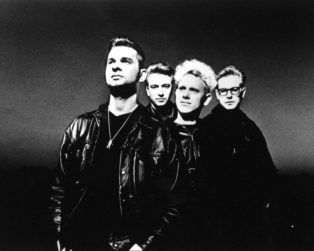 Depeche Mode ... Synth gods, according to Stefan.