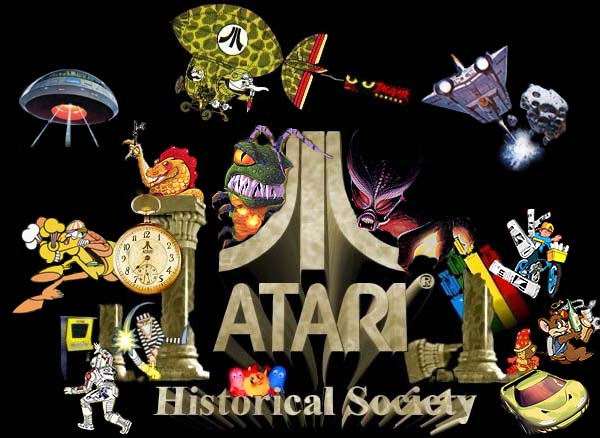 The Atari Historical Society - A project by Curt Vendel and Karl Morris.