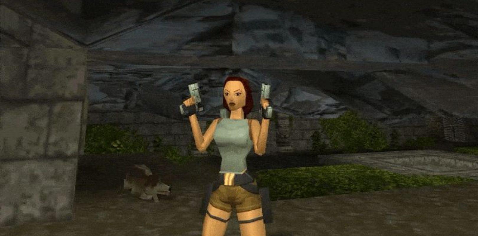 The original Tomb Raider.