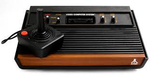 The Atari VCS. Darren's first encounter with the company that changed his life.
