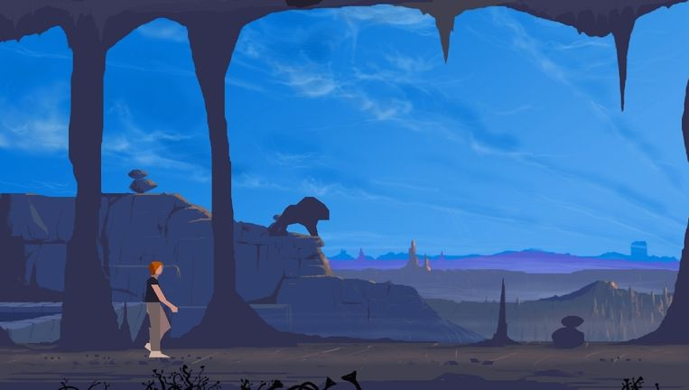 Another World - One of the team's favorites.