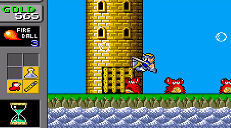 Son Shu Shi was inspired by the classic Wonder Boy. Can you tell?