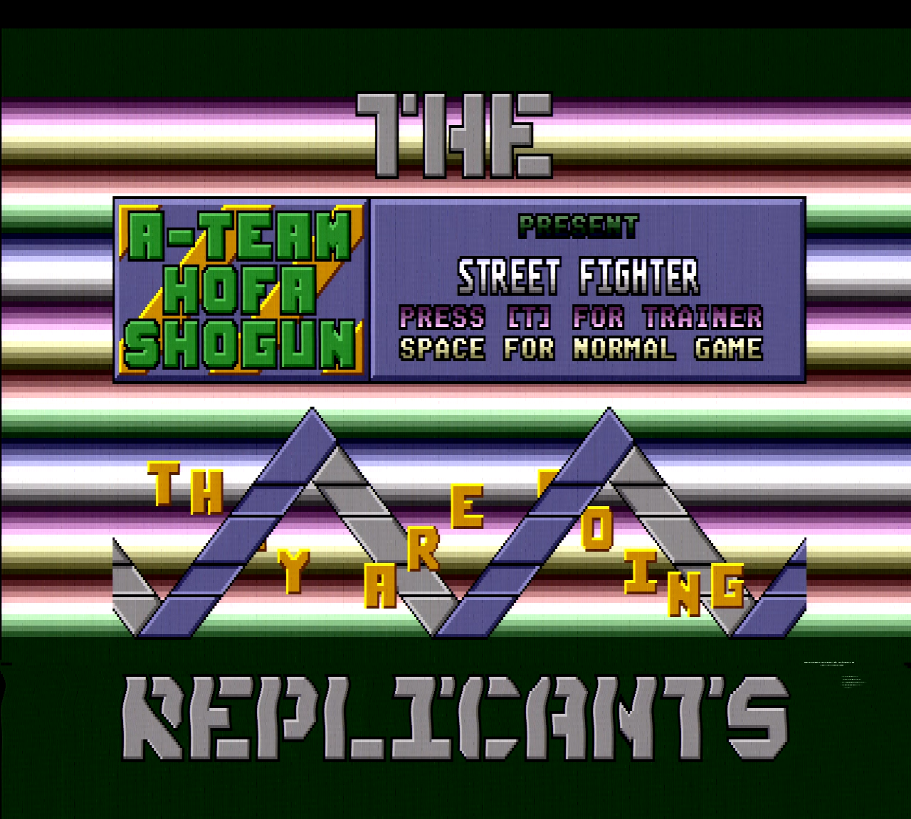 More replicants