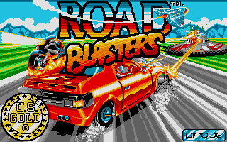 Roadblasters, an Overlander clone. Or is it the other way around?
