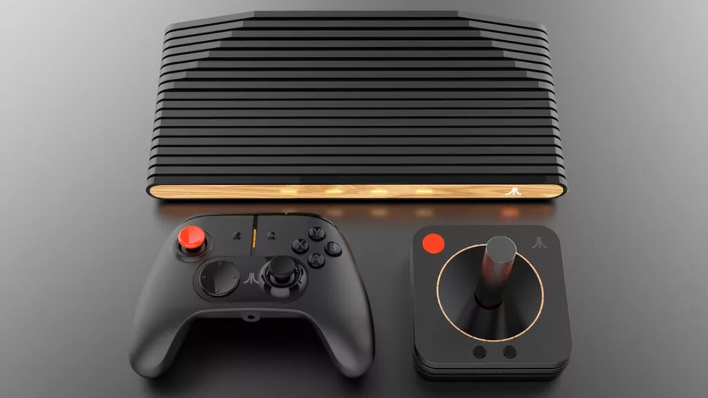 30 years later, and Jani is again developing for an Atari machine, and he loves the new VCS.