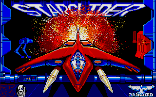 Starglider was a game that really shined!