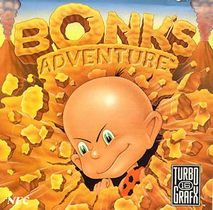 Bonk's adventure, a favorite on the NEC PC Engine.