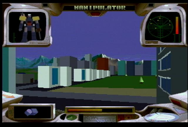 Iron Soldier was a great game for the Atari Jaguar.