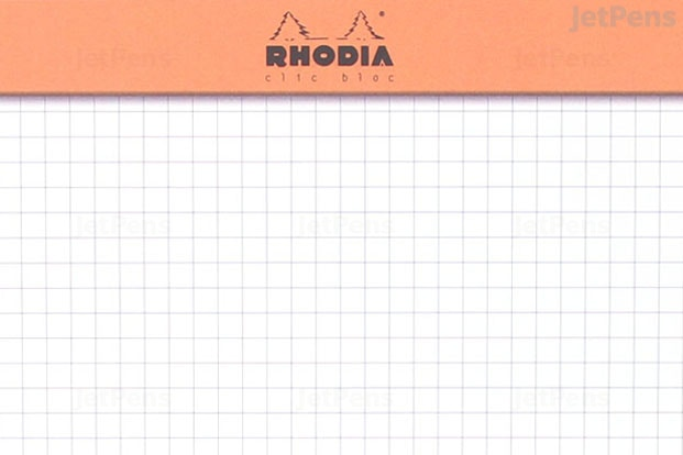 Lots of things happened on squared Rhodia paper. The animation of the Droid was designed on these...