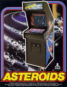 D-Rez was also inspired by the classic Asteroids.